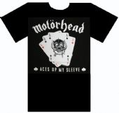 Motorhead - 'Aces Up My Sleeve' T.Shirt
